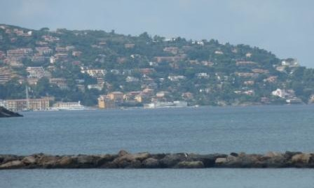 Porto S. Stefano Giannella Villino con accesso al mare privato