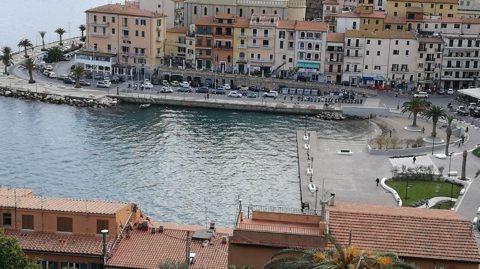 Porto S. Stefano, appartamento vista mare