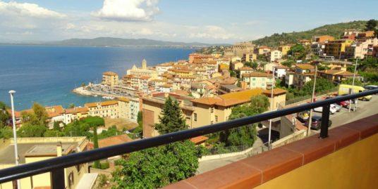 Porto S. Stefano appartamento con vista mare