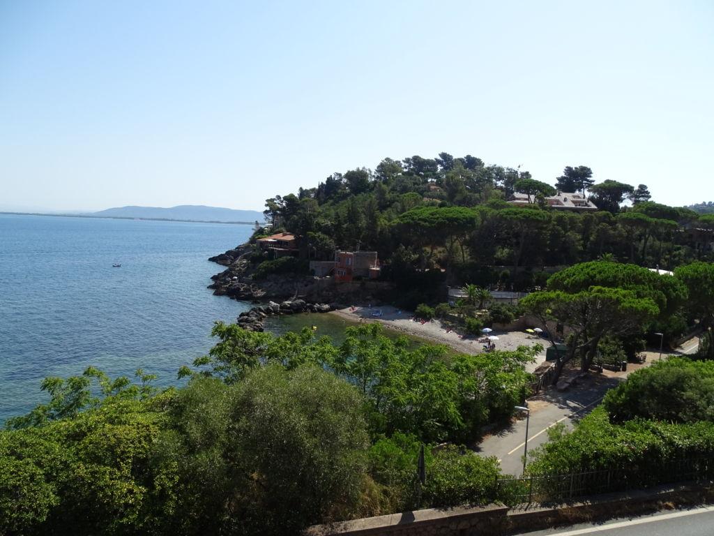 Porto Santo Stefano, appartamento con accesso al mare