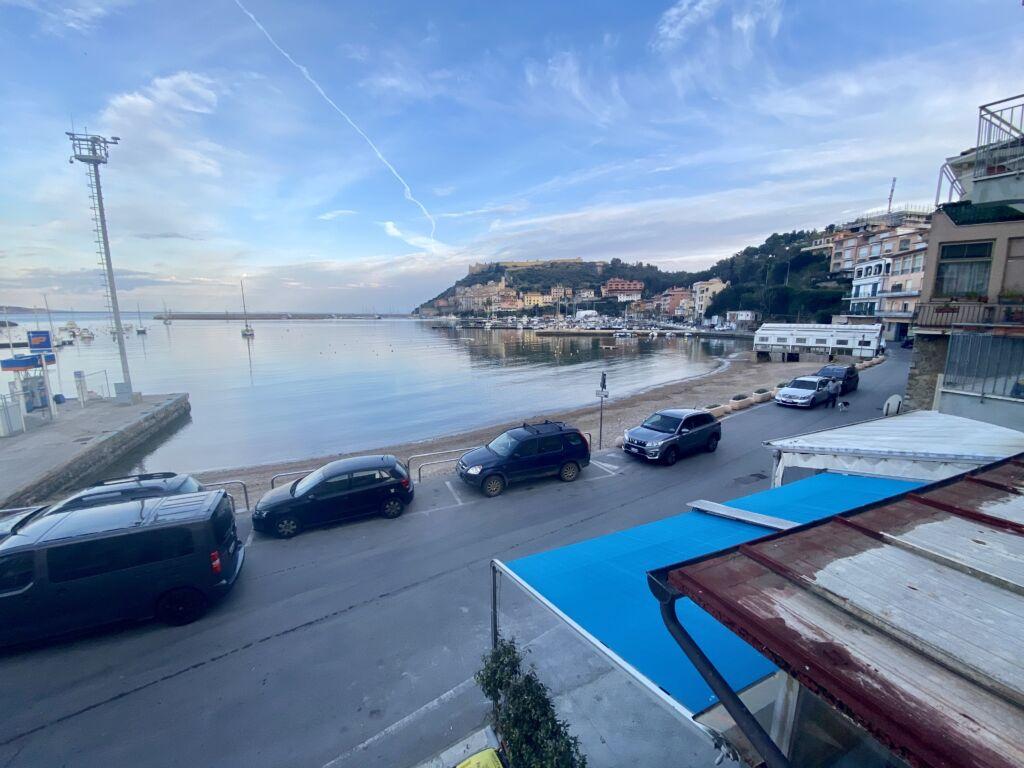 Porto Ercole appartamento in prima fila sul porto con fantastica vista mare