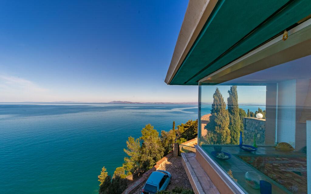 Splendida villa sul mare, Porto santo Stefano, Monte Argentario