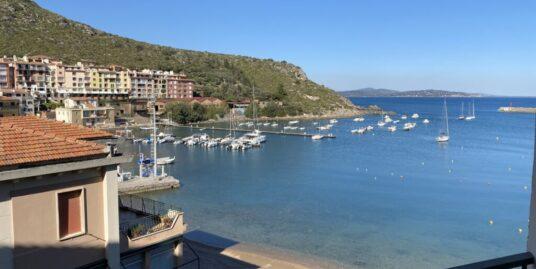 Porto Ercole appartamento in prima fila sul porto con bellissima vista mare