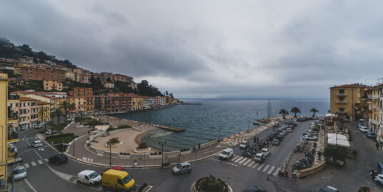 Affitto Porto S. Stefano posizione centrale nuovo appartamento bellissima vista mare