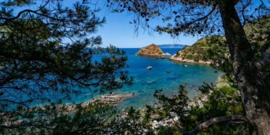 Affitto Monte Argentario esclusiva villa in località Mar Morto con accesso privato al mare