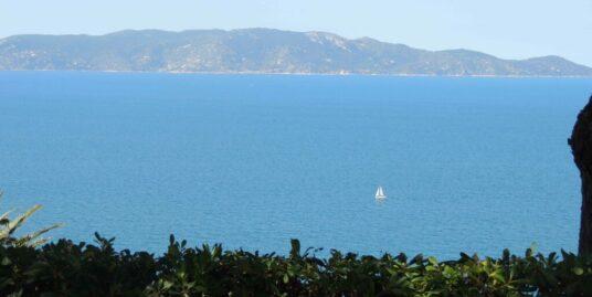 Affitto Porto S. Stefano Cala del Gesso Villino con favolosa vista mare