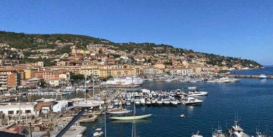 Porto S. Stefano, appartamento panoramico con bellissima vista mare